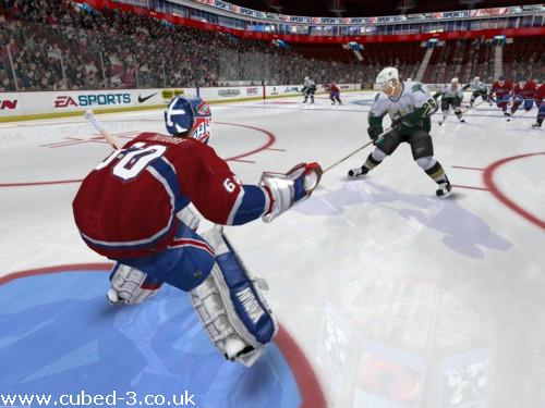 Screenshot for NHL 2005 - click to enlarge