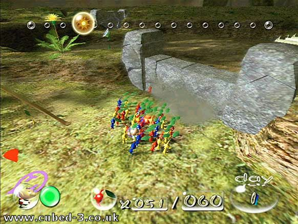 Pikmin On Gamecube News Reviews Videos Screens Cubed3