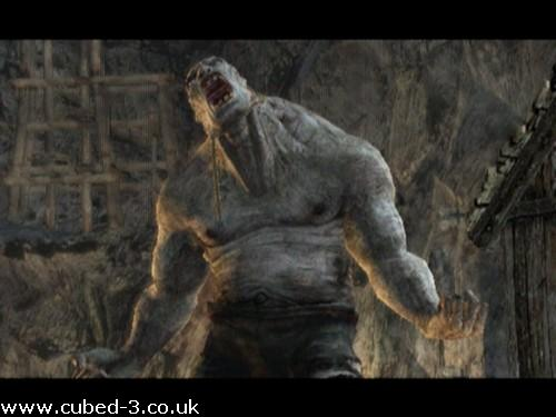 Screenshot for Resident Evil 4 on GameCube