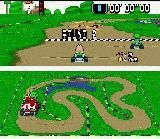 Screenshot for Super Mario Kart - click to enlarge
