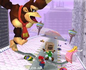 Screenshot for Super Smash Bros. Melee on GameCube - on Nintendo Wii U, 3DS games review