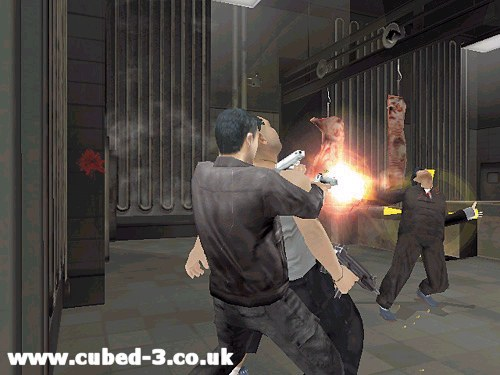 Screenshot for True Crime: Streets of LA on GameCube