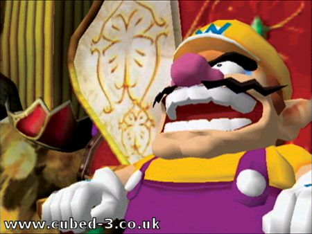 Screenshot for Wario World on GameCube