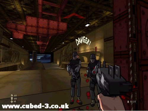 Screenshot for XIII on GameCube