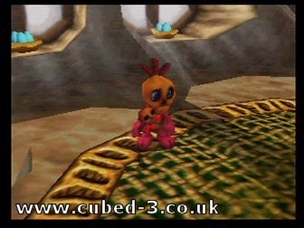 Screenshot for Banjo-Tooie on Nintendo 64