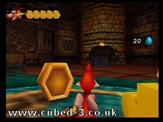 Screenshot for Banjo Tooie on Nintendo 64- on Nintendo Wii U, 3DS games review