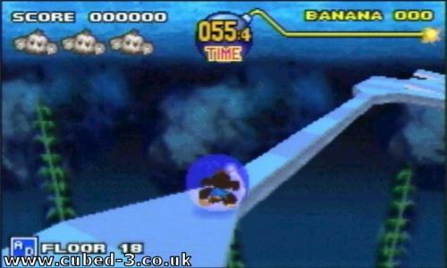 Super Monkey Ball Jr. (Game Boy Advance) Screenshots and Artwork